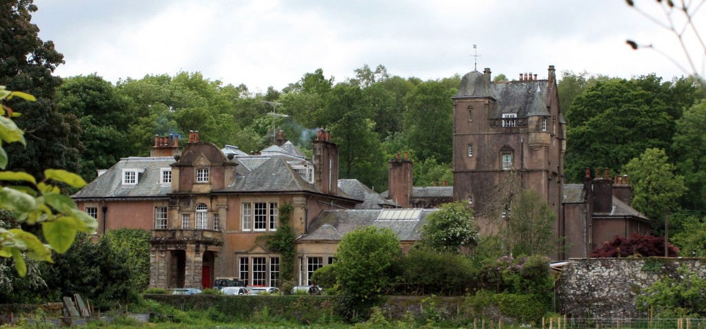 Laurieston Hall
